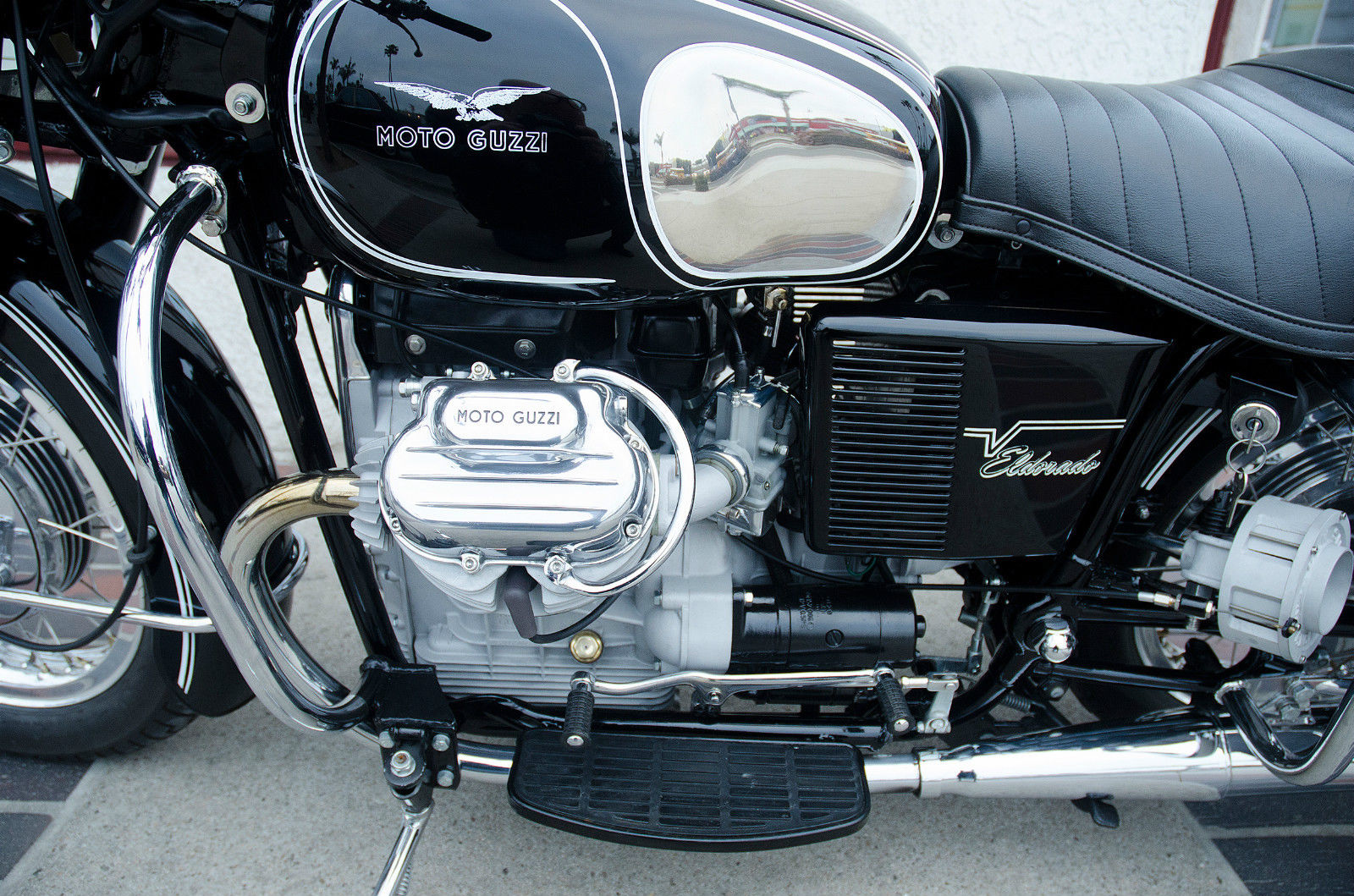Giulio Cesare Carcano's 90° V twin began life in 1959 with a capacity of 754cc.