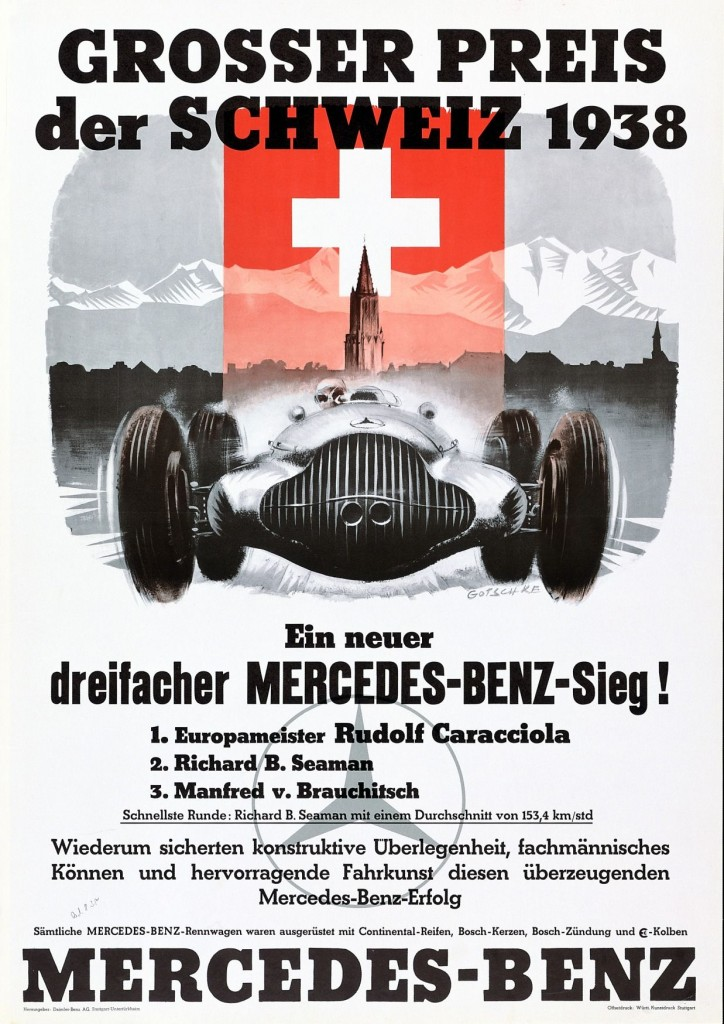 1938 was Dick Seaman's year of success with the Mercedes-Benz Silver Bullets. (Picture courtesy mercedes-benz-passion.com).
