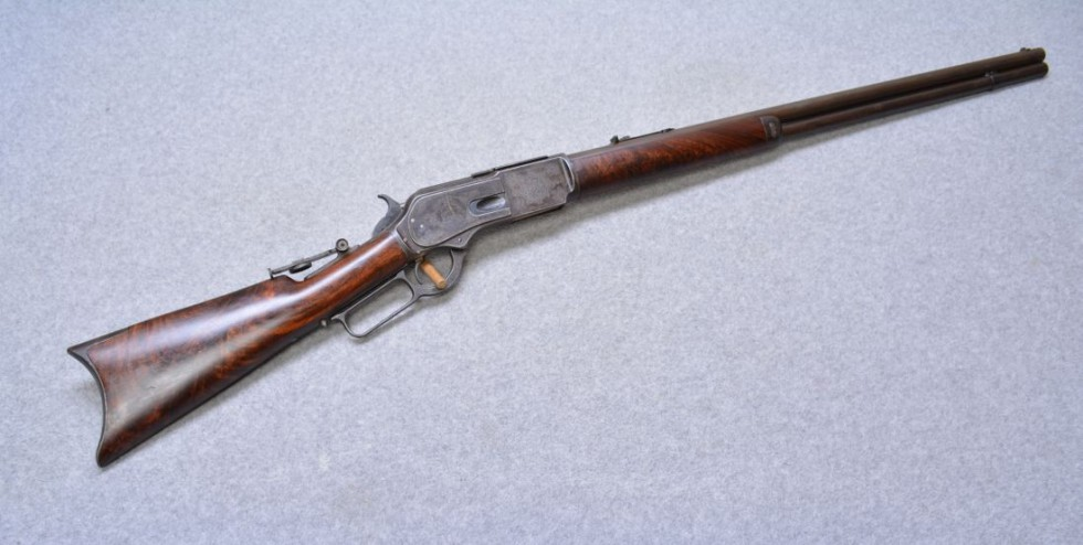 Winchester-Model-1876-Sporting-Rifle-in-