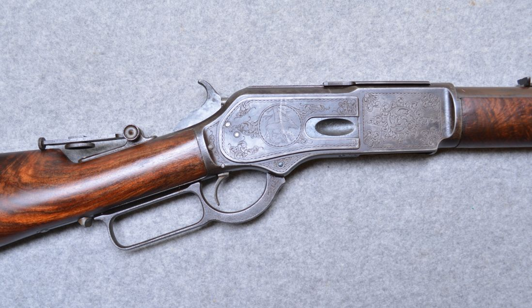 This rifle for sale on Cabela's is an original Winchester 1876.