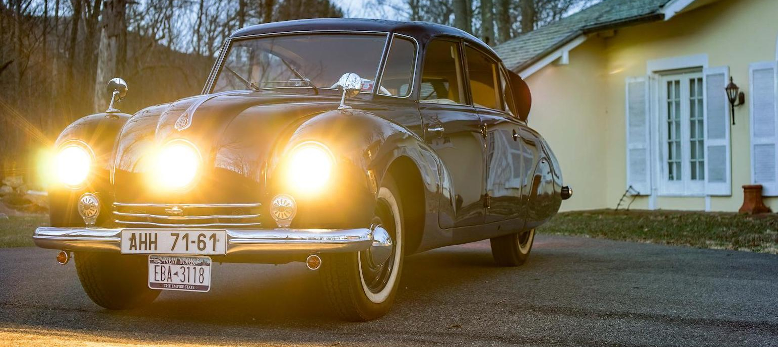 1950 Tatra T87-18