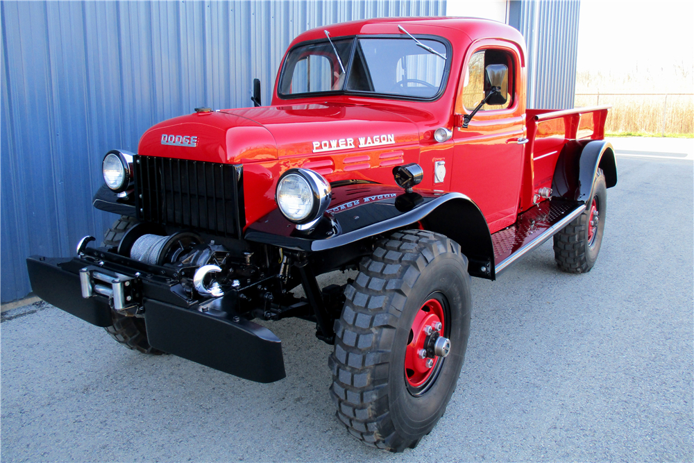 1953 Dodge Power Wagon Pickup - Revivaler