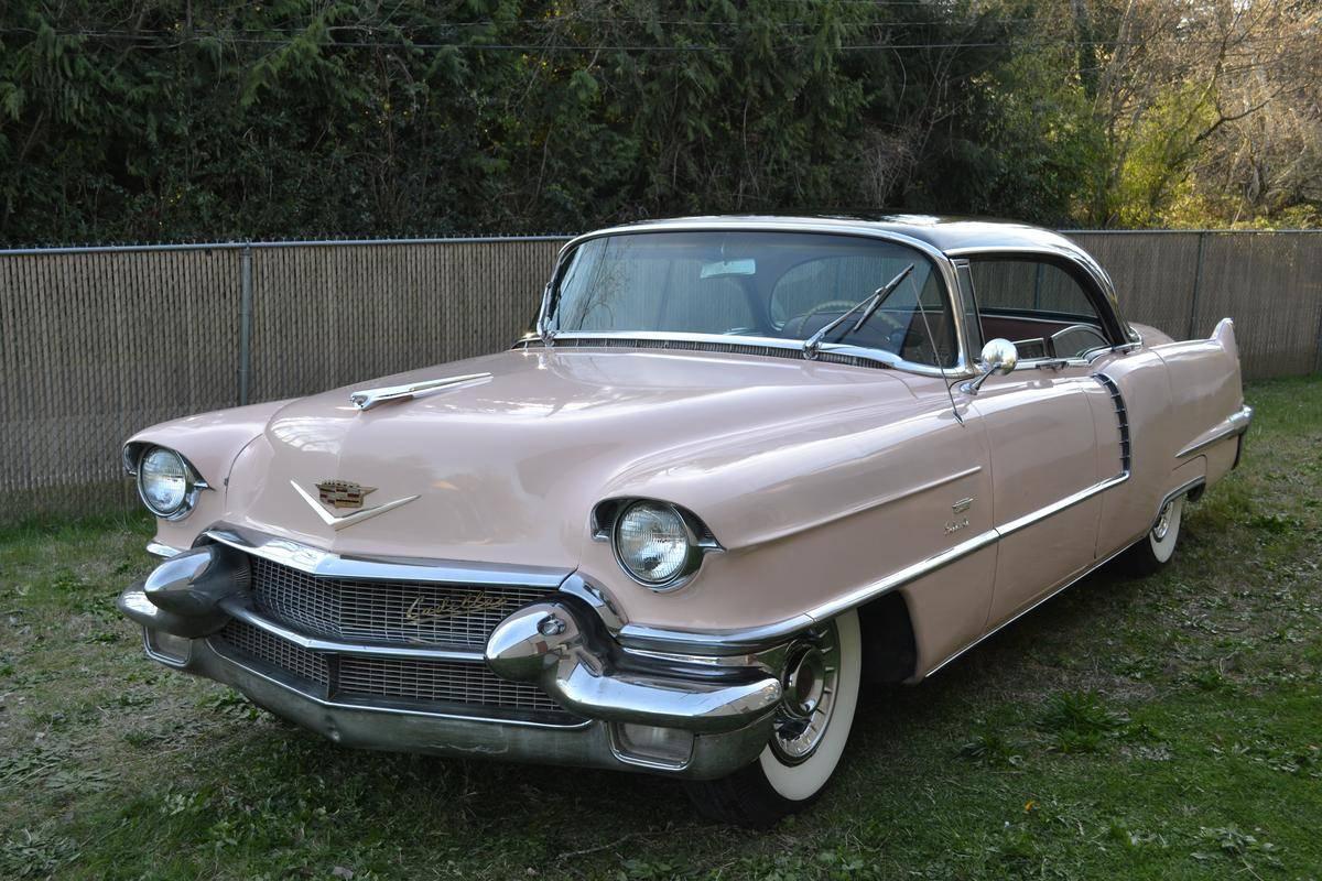 1956 Cadillac DeVille - Ex Elvis Presley?-1