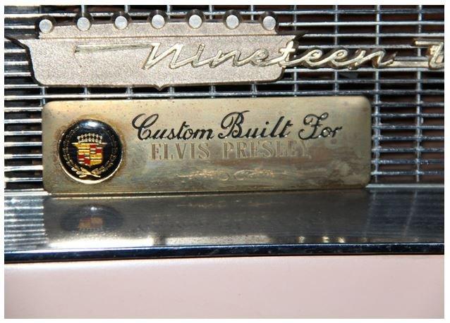 1956 Cadillac DeVille - Ex Elvis Presley?-2