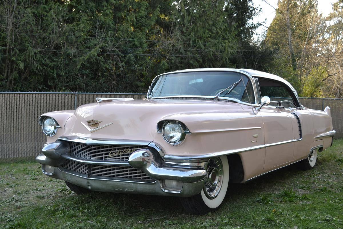 1956 Cadillac DeVille - Ex Elvis Presley? - Revivaler