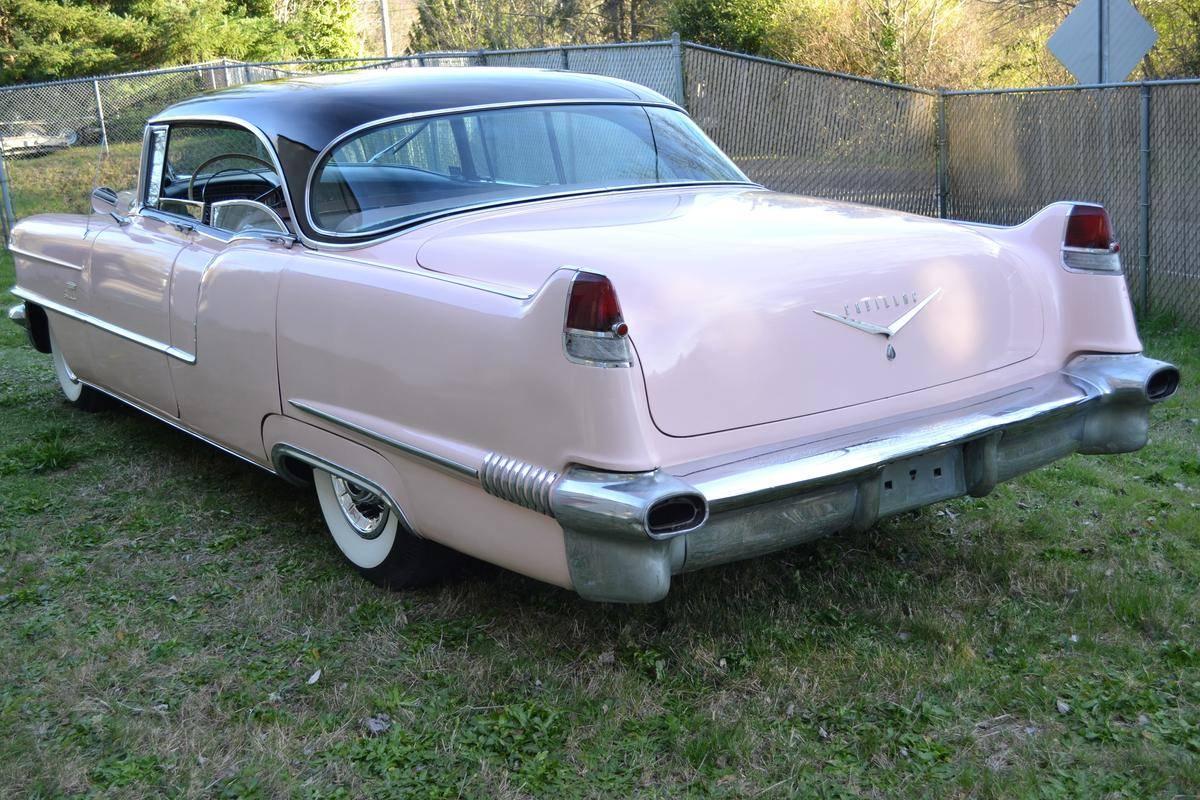 1956 Cadillac DeVille - Ex Elvis Presley?-4