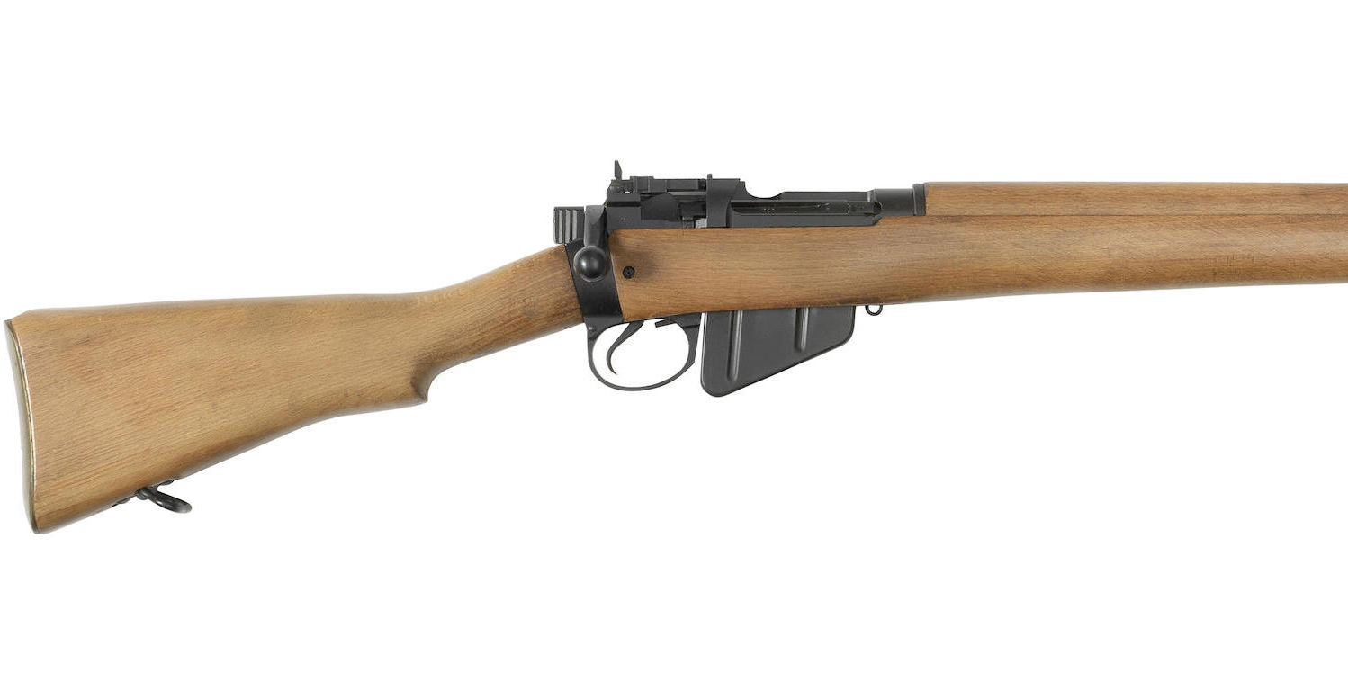The second sale rifle is a .303 SMLE No. 4 MK. 2.