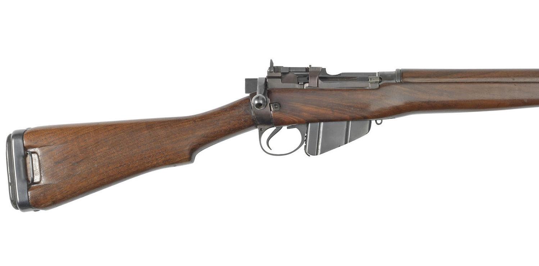 "The .303 No. 5 ""Jungle Carbine"" for sale by Bonhams."