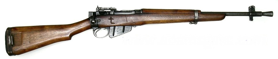 Not the Jungle Carbine for sale by Bonhams but a picture showing a complete Jungle Carbine courtesy Wikipedia.