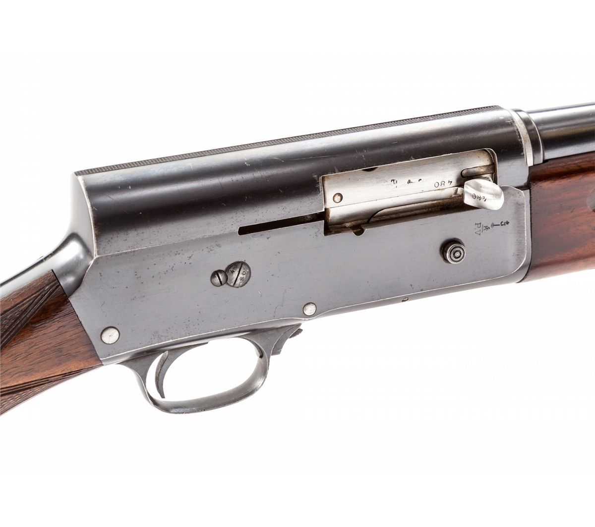 Belgian Browning Auto 5 Semi-Automatic Shotgun - Revivaler
