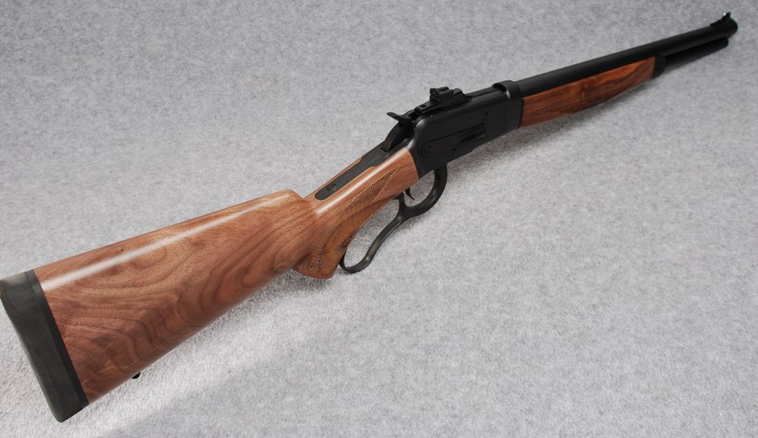 The Big Horn Armory Model 89 is a beautifully made rifle available in a range of custom finishes. (Picture courtesy Cabela's).