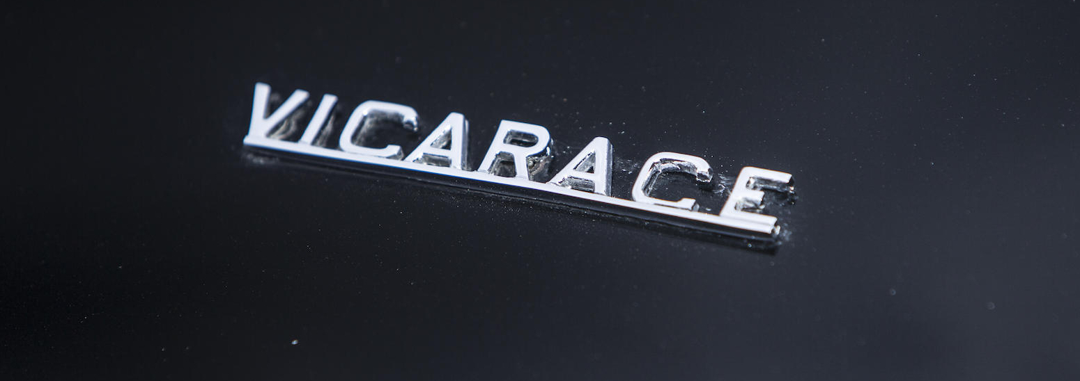 Vicarage re-create Jaguar and Daimler cars for the twenty first century.