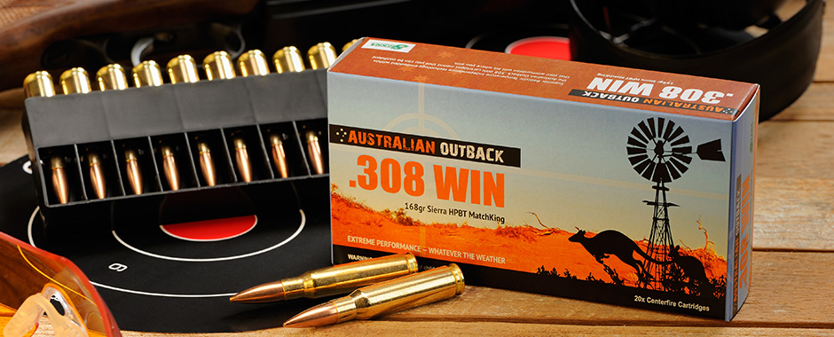 Likely not a common site in American gun stores this ammunition from ADI features ADI cases and powder with American Sierra bullets. (Picture courtesy ADI).
