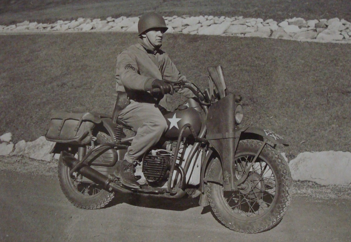 The third and last Indian made for the US military was the 841. (Picture courtesy curbsideclassic.com).