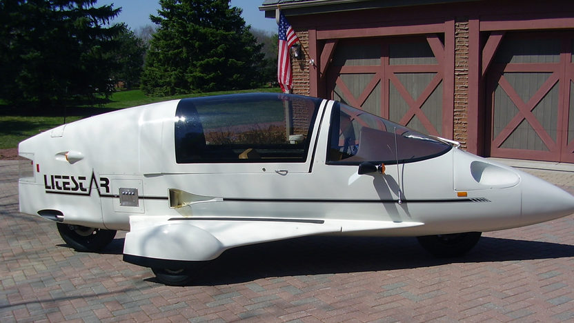 The Bede Litestar; A concept waiting to be re-invented. (Picture courtesy Mecum Auctions).