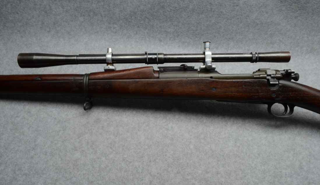 Remington 1903 Sniper .30-06-11