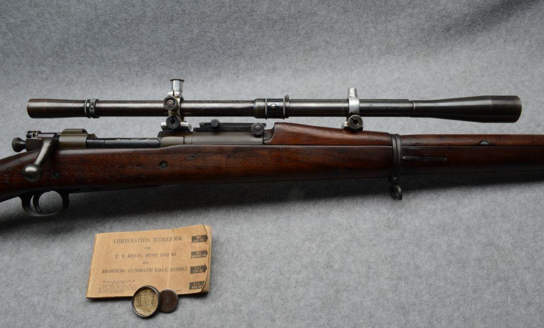 Remington 1903 Sniper .30-06-6