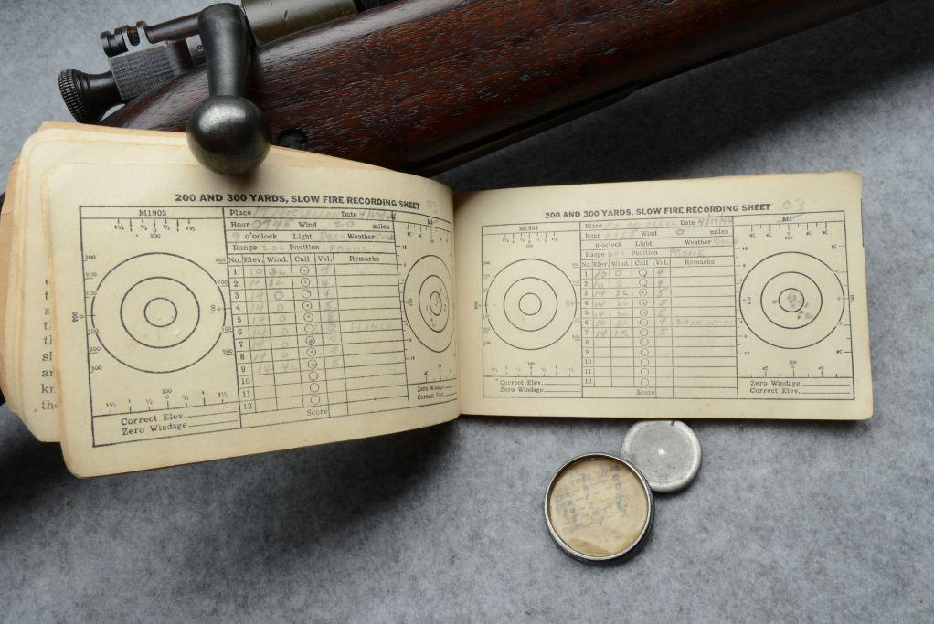 Remington 1903 Sniper .30-06-8