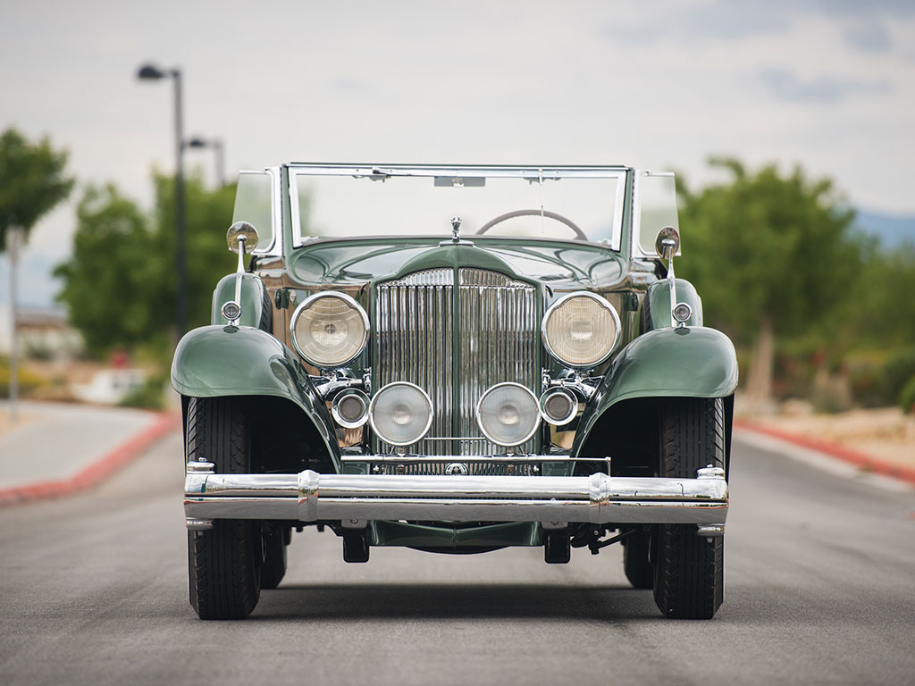 Packard's Series 10 creations are some of, if not the most beautiful cars to emerge from the United States, and perhaps some of the most beautiful in the world.