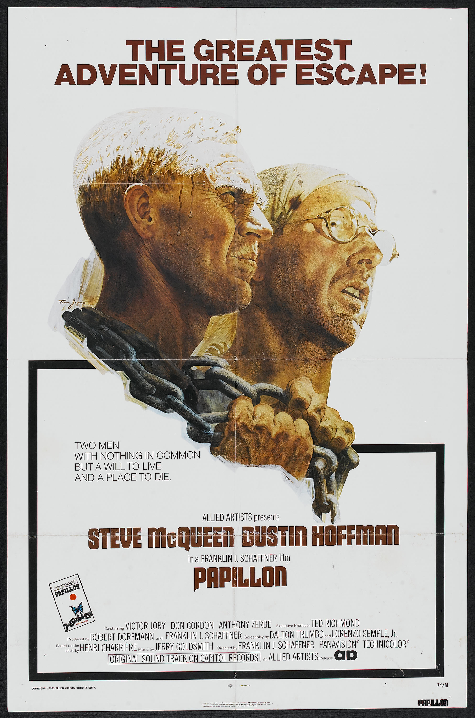 Steve McQueen has tended to portray resolute characters who are not willing to be subjugated. (PIcture courtesy limitedruns.com).