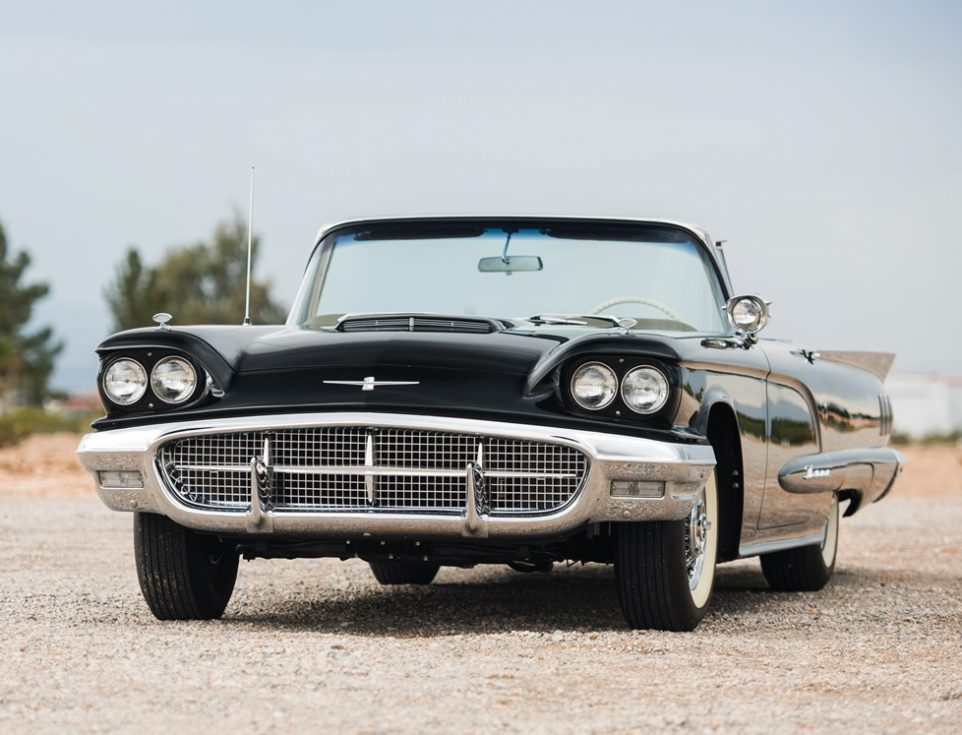 1960 ford thunderbird convertible revivaler. Cars Review. Best American Auto & Cars Review
