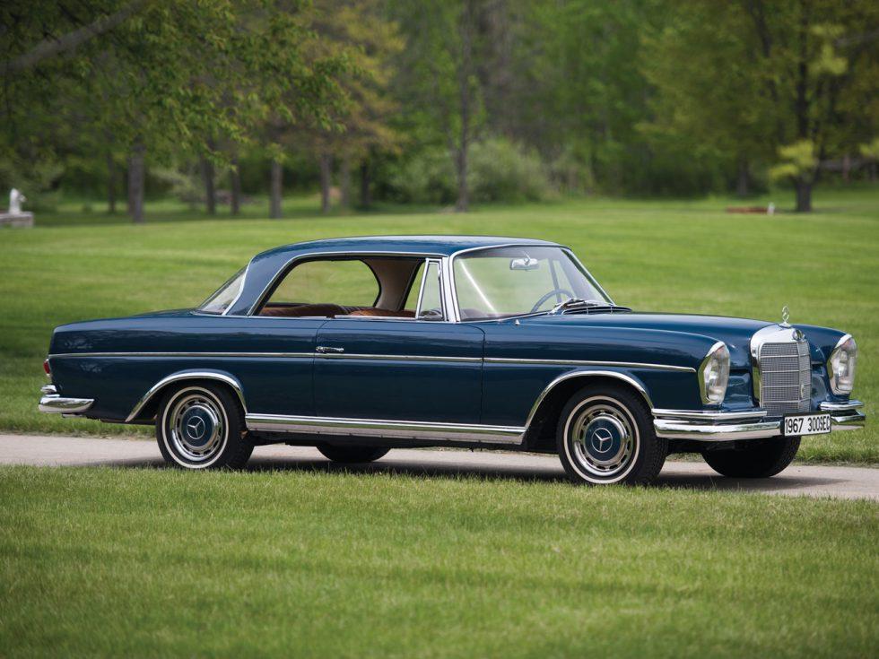 1965 mercedes benz 300 se coup revivaler for Mercedes benz make