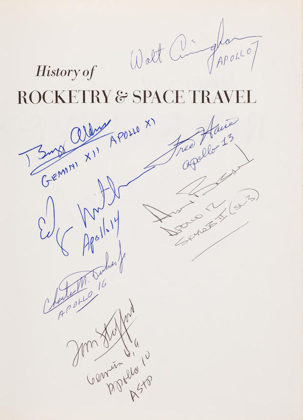 History of Rocketry and Space Travel-2