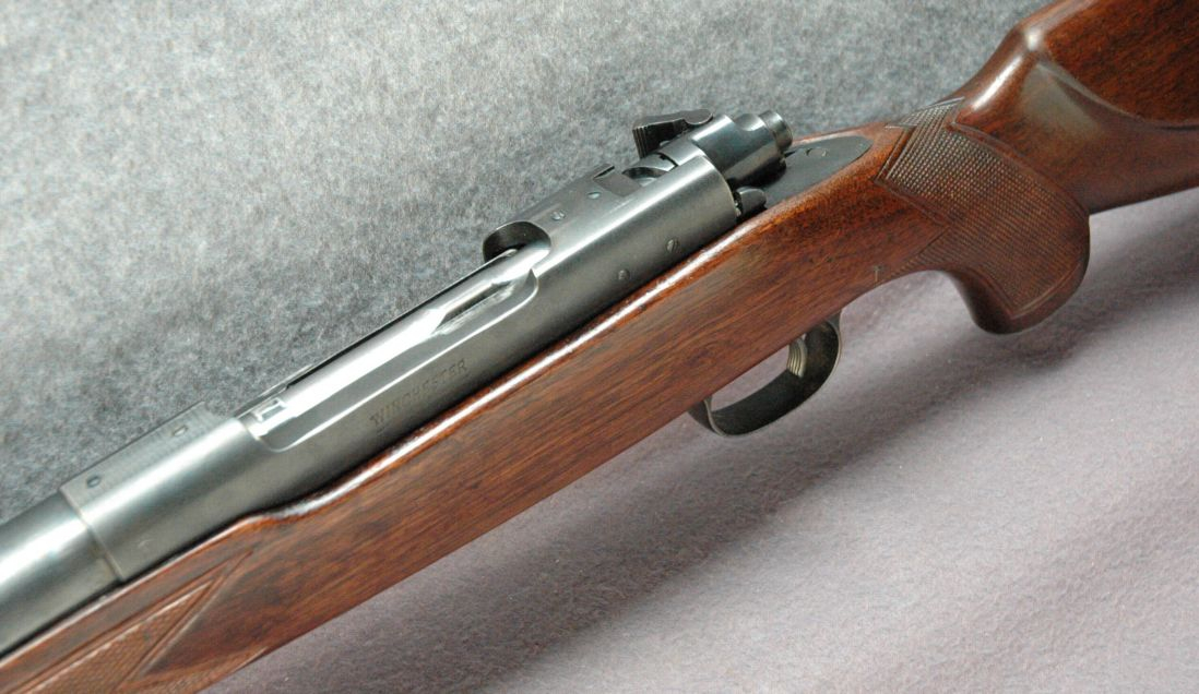 This Pre 64 rifle is chambered for the .375H&H. (Picture courtesy Cabela's).