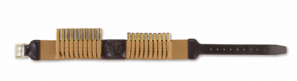 The Galco culling belt provides an elegant supply of ammo for culling work. (Picture courtesy Galco).