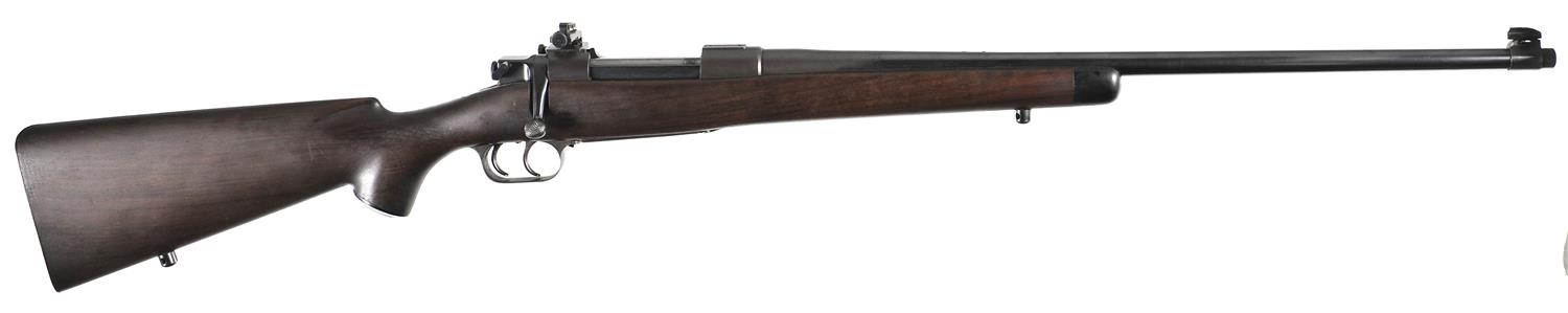 The Newton rifle in .256 Newton coming up for sale by Rock Island Auction. (Picture courtesy Rock Island Auction).