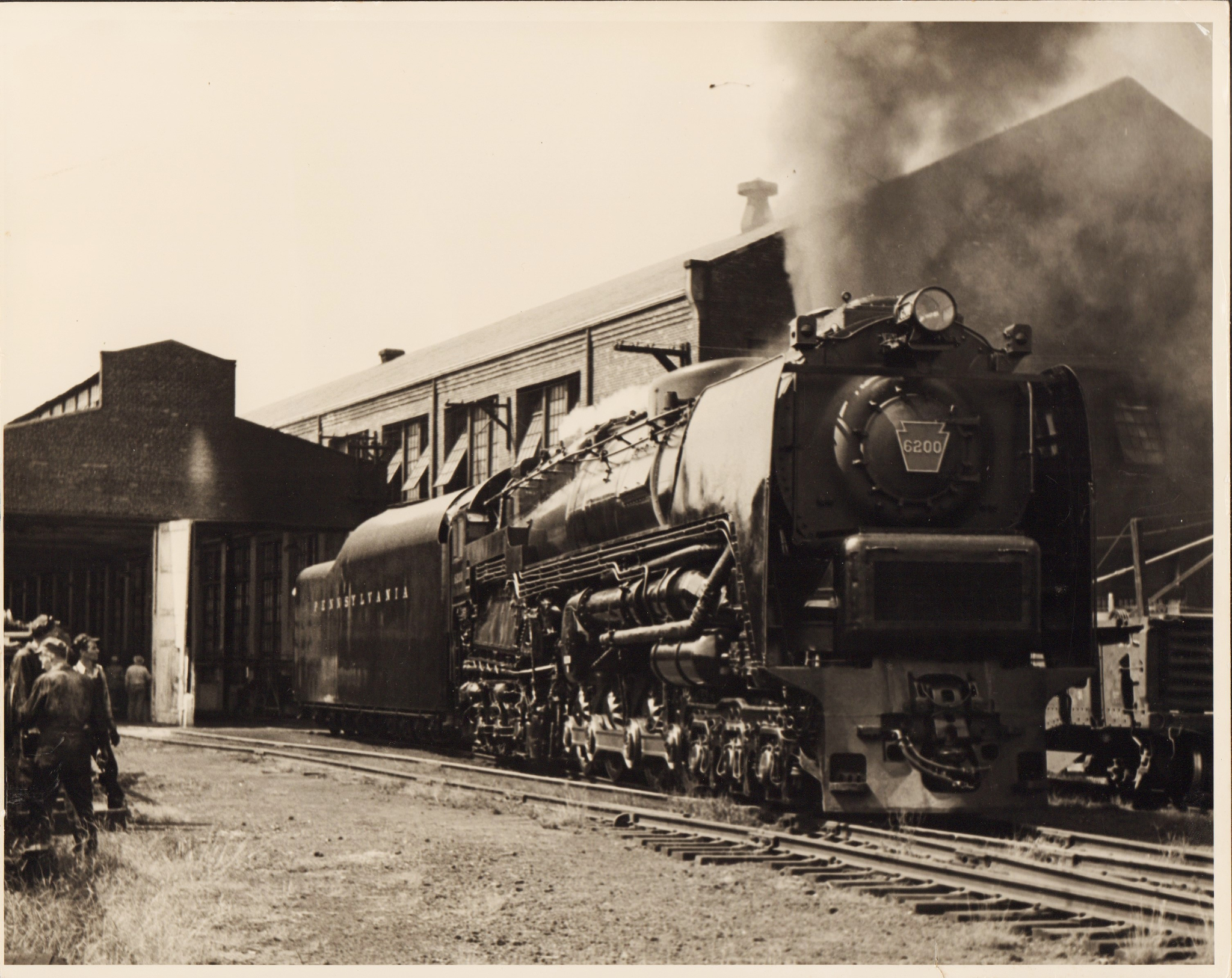 Pennsylvania Railroad S2 Steam Turbine Revivaler