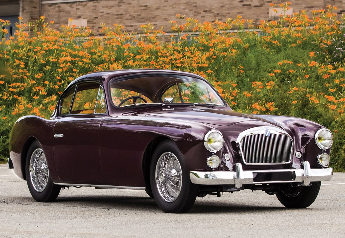 Car All Company Name >> Talbot-Lago T26 GSL - Revivaler