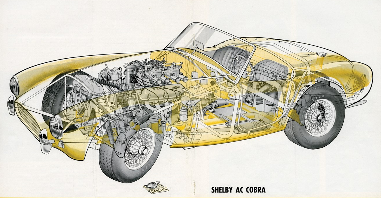 the shelby cobra revivaler