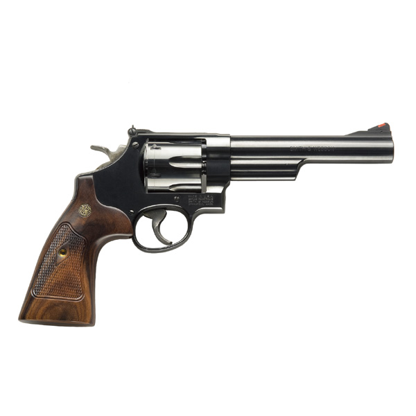 "Current production Smith & Wesson Model 57 with 6"" barrel. (Picture courtesy Smith & Wesson)."