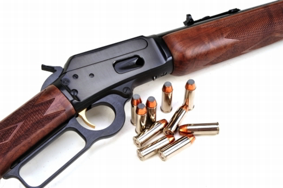 Marlin 1894 in .41 Remington Magnum. (Picture courtesy sportingshootermag.com.au).