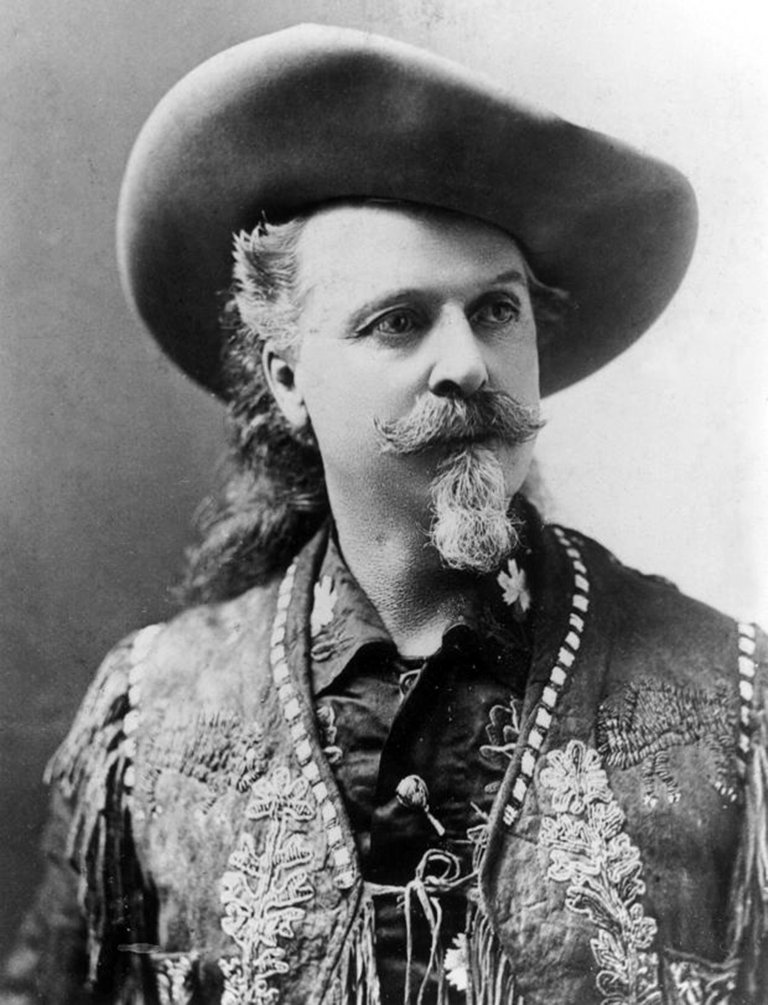 William Cody aka Buffalo Bill. A man who lived the sentiments spoken by President Abraham Lincoln in his Gettysburg Address.