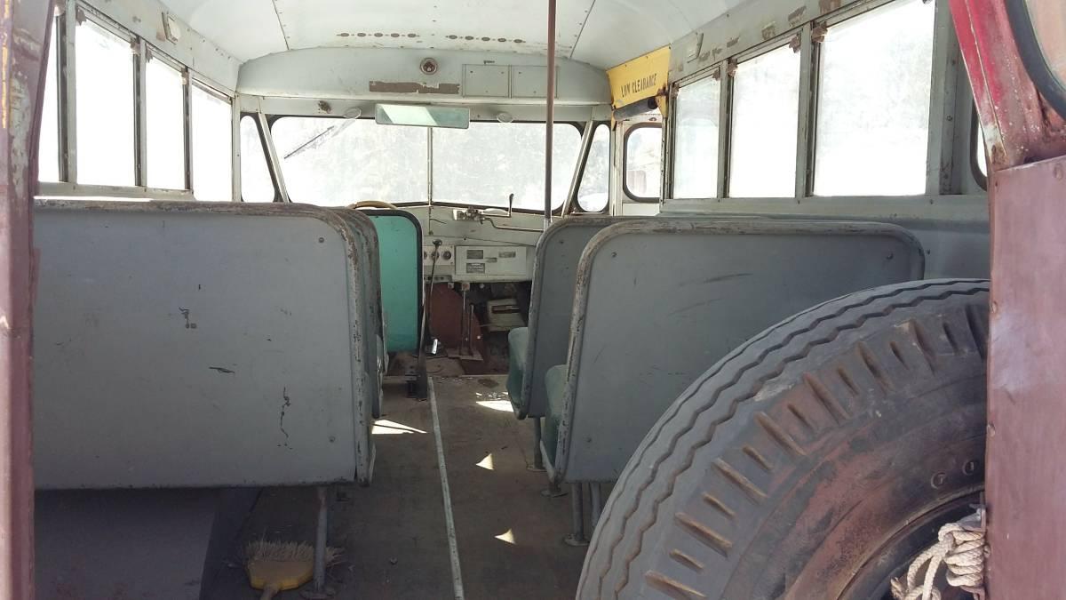 Dodge Power Wagon School Bus - Revivaler