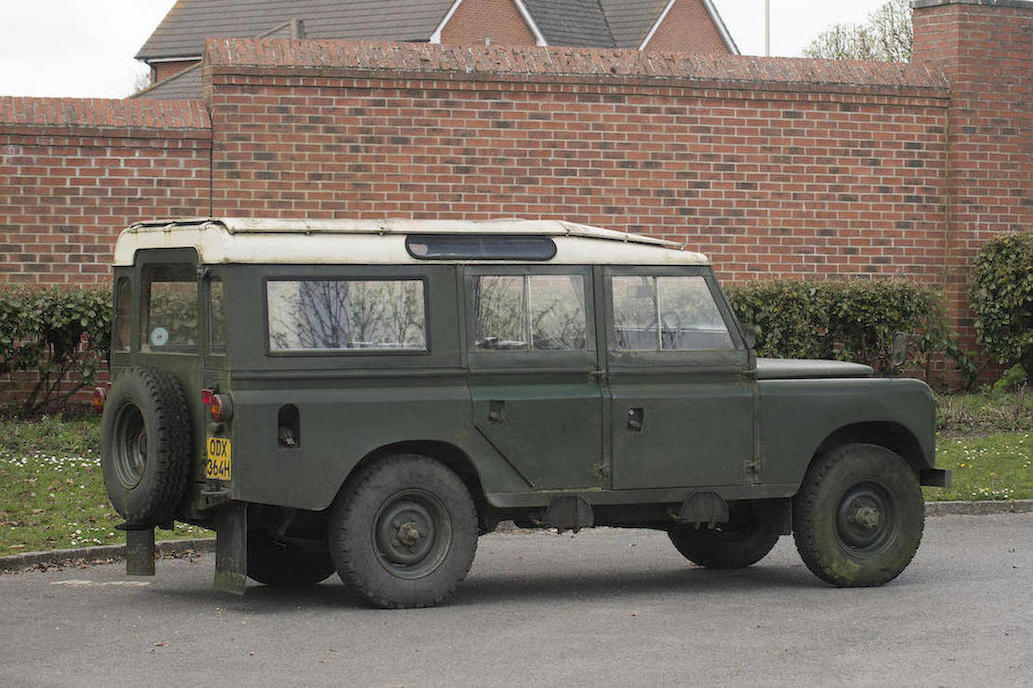 The Series IIA is generally regarded as the most robust of all of the Series Land Rovers.