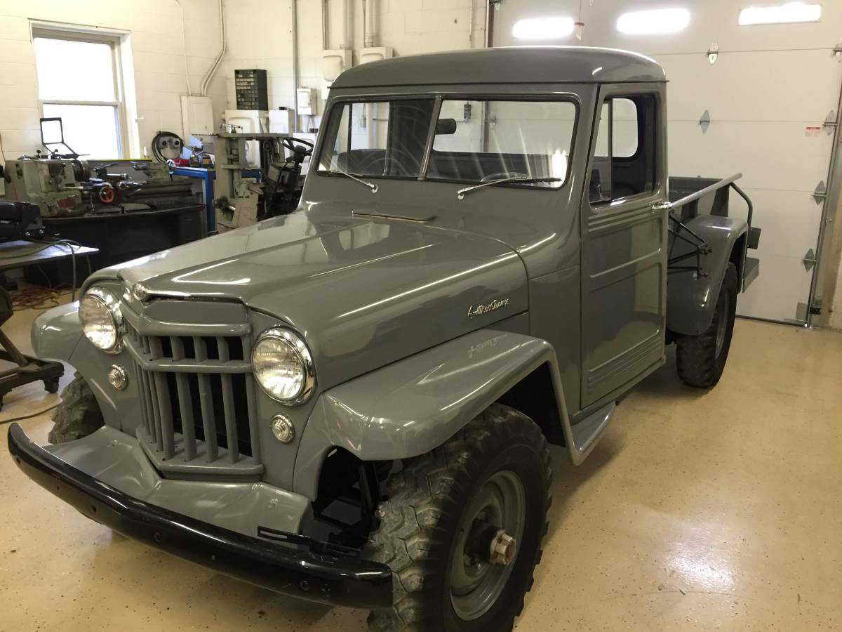 Willys Jeep Pick Up Revivaler 1950