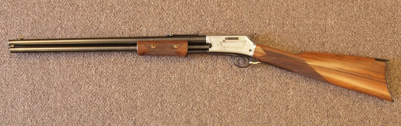 American Western Arms make one of the best Colt Lightning replicas. (Picture courtesy gunsamerica.com).