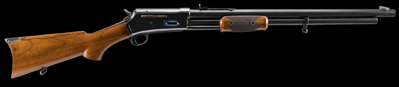 Exquisitely restored original large frame Colt Lightning in 50-95 by Doug Turnbull).