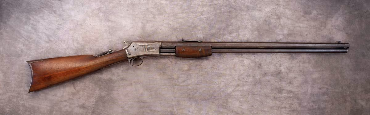 Colt Lightning rifle in 44-40. (Picture courtesy tincanbandit.blogspot.com.au).