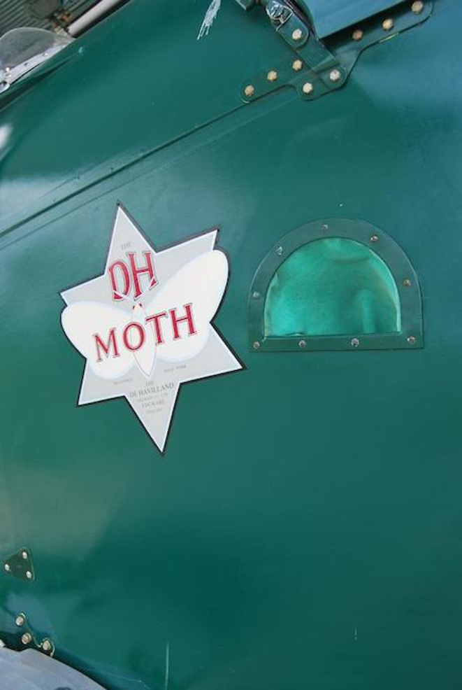 The Gipsy Moth deserved its popularity.