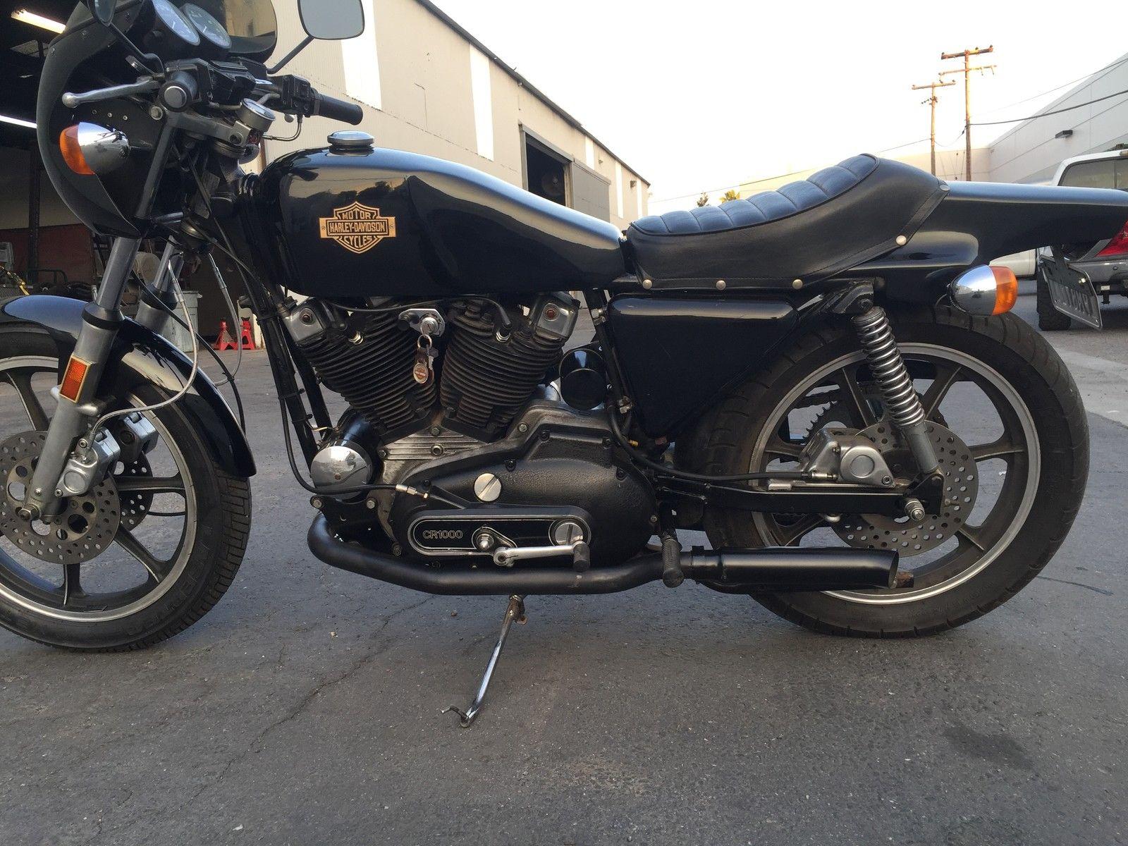 Harley-Davidson XLCR - Revivaler