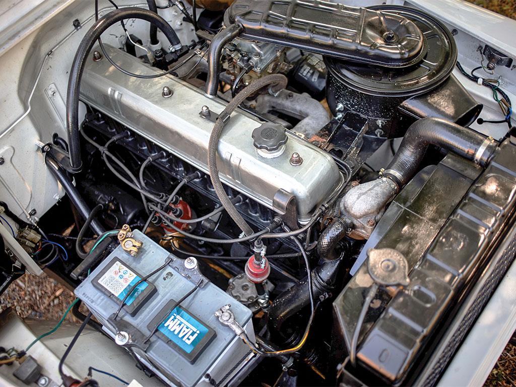 toyota land cruiser fj40 revivaler rh revivaler com toyota land cruiser engine swap toyota land cruiser engine for sale