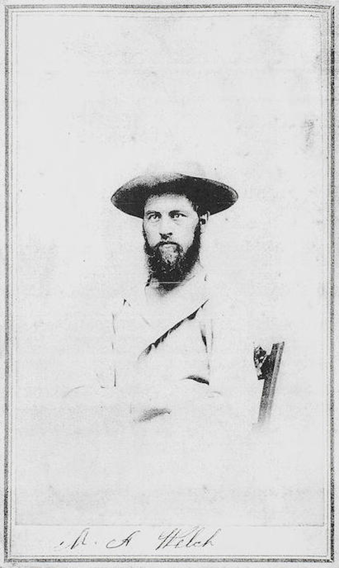 Moses A. Welch was a Blacksmith and Engineer with the Blackfoot Agency and worked at the Blackfoot Indian Reservation in Montana Territory.