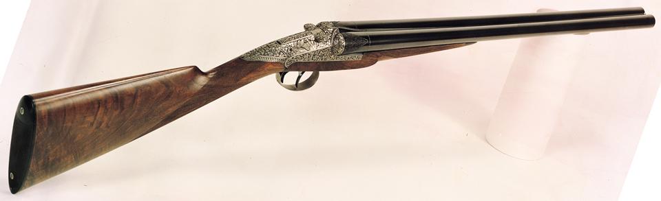 """The graceful Darne side by side shotgun is currently made in 12gauge, 12 gauge 3""""Magnum, 16 gauge, 20 gauge, 20 gauge Magnum, 24gauge, 28 gauge and 410 gauge depending on the model. (Picture courtesy gournetusa.com)."""