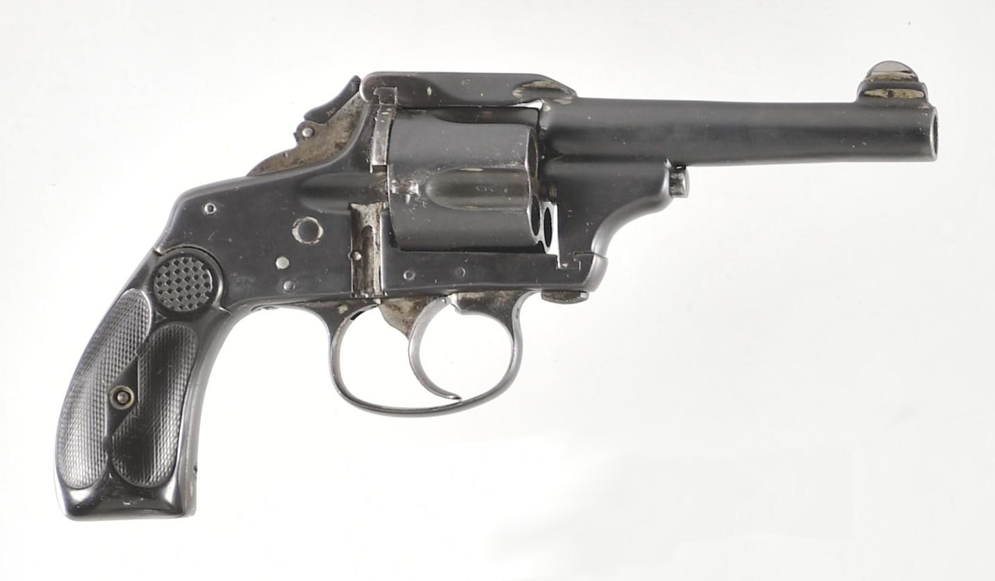 Merwin Hulbert revolver coming up for sale by Rock Island Auction. Note that loading gate appears to be missing. (Picture courtesy Rock Island Auction).