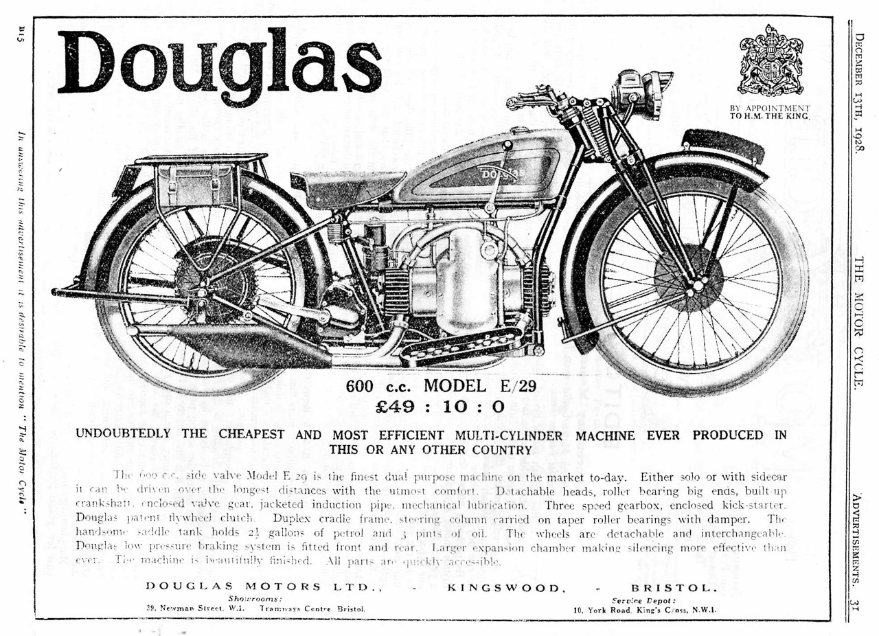 (Picture courtesy douglasmotorcycles.net).