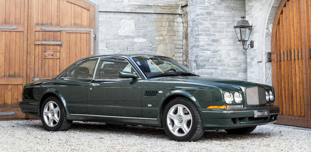 Although based on the SZ Rolls-Royce Silver Spirit platform the Bentley Continental R was a new and unique design.